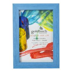 Goldbuch Color Up κορνίζα ΜΠΛΕ