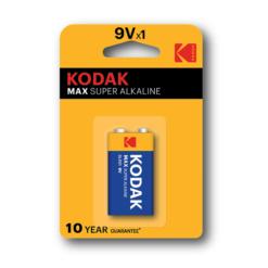 Kodak Max Αλκαλική μπαραρία 9V