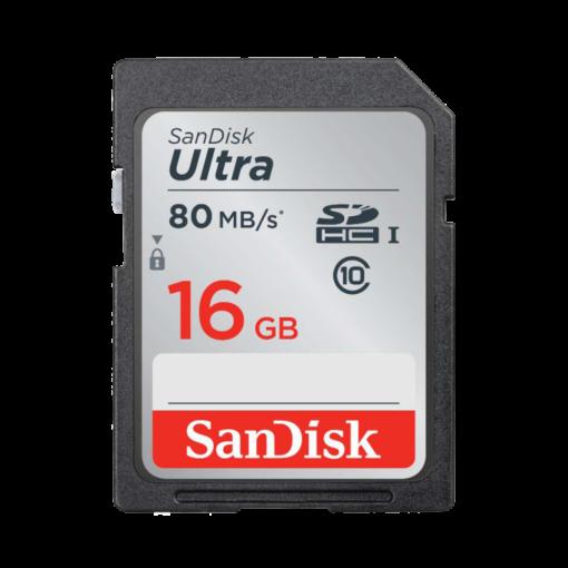 SanDisk Ultra SDHC 16GB