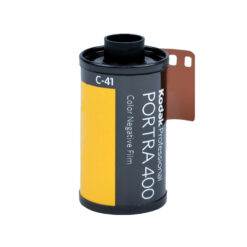 Kodak film portra 400